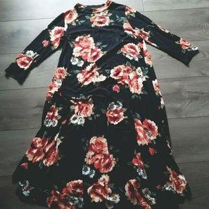 Reborn J Midi Dress